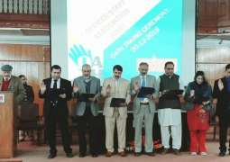 UVAS Officer Staff Association (OSA) office-bearers sworn in