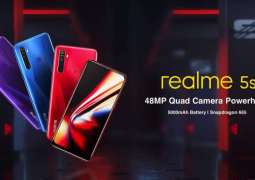 Realme launched the '5s' at Faletti's Hotel in just Rs. 29,999 | #DareToLeap
