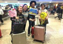 Filipina based in the UAE enjoys all-expense paid vacation with family in Dubai