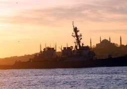 USS Ross Destroyer Enters Ukraine's Black Sea Port of Odessa - Reports
