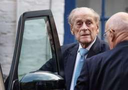 Prince Philip Discharged From Hospital - Buckingham Palace