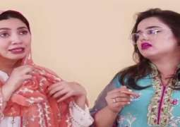 Mahira Khan and Faiza Saleem will give you a laughter riot in their new video
