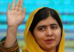 Malala declared 'most famous teenager of the world