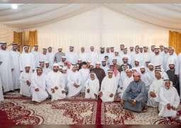 Fujairah Ruler visits Sharm area in Fujairah