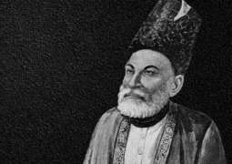 Mirza Ghalib's 222nd birthday is being celebrated with traditional zeal