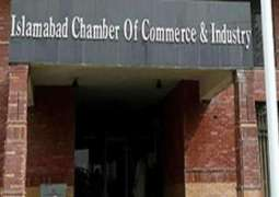 Islamabad Chamber of Commerce and Industry for giving civic facilities in industrial areas to boost business activities