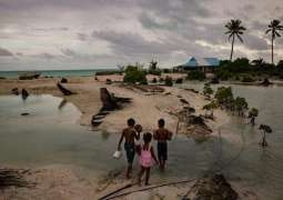 Almost 2,000 People Evacuated in Fiji Over Severe Cyclone - Disaster Management Office