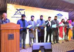 Air University organizes first-ever alumni elections