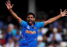 India's seamer Kumar puts off World Cup thoughts to focus on fitness