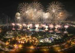 Ras Al Khaimah set to dazzle world with fireworks display on New Year's Eve