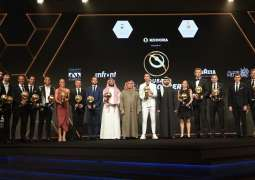 Dubai International Sports Conference and Dubai Globe Soccer Awards grab international spotlight