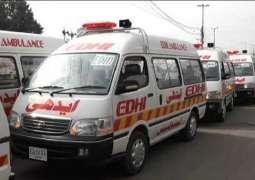 1 dies other  injured in road mishap in Sheikhupura