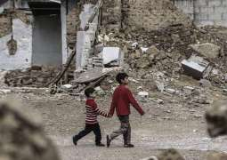 UNICEF calls 2010s a  deadly decade' for children
