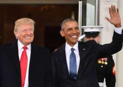 Trump, Obama Share Title of 'Most Admired Man' in 2019 - Gallup Poll