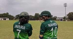 Pak's women cricket team Vs England's women team: Match called off owing to rain