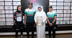 Women's cycling in UAE set for a boost as Dubai Sports Council and Cycling Federation announce UCI Dubai Women's Tour
