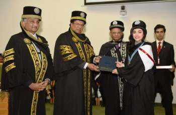 6th convocation of NUST School of Social Sciences & Humanities (S3H) held