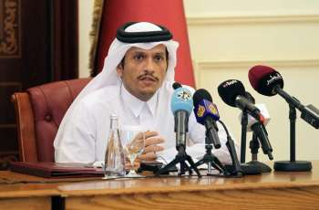 Qatar Foreign Minister Says Doha, Riyadh in Talks 1st Time Since Start of Blockade in 2017