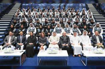80 employees receive DEWA Volunteer Diploma in cooperation with Amity University