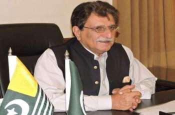India can't suppress indigenous Kashmir liberation movement: AJK PM