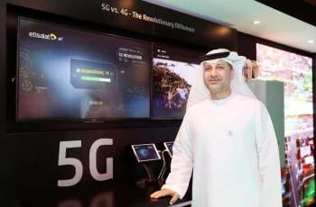 Etisalat sets global milestone with fastest speed on 5G Stand Alone network