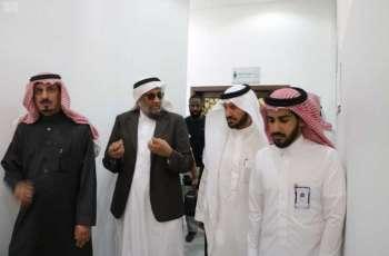 جمعية مساجدنا على الطرق تفتتح مسجد منسوبي الهيئة العامة للسياحة