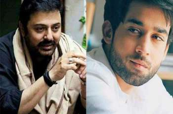 Bilal Abbas thanks Noman Ijaz for assisting him in acting