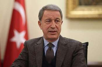 Turkey-Libya Mediterranean Deal Not Directed Toward Third Parties - Defense Minister