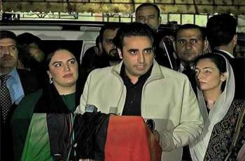 Bilawal says struggle to continue until the democratic govt in power