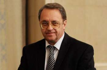 Russia's Bogdanov, Syrian Opposition Discuss Situation in Arab Country - Foreign Ministry