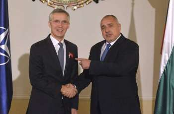 NATO Secretary General to Hold Talks With Bulgarian Prime Minister on Thursday