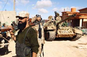 Libyan National Army Says Unsure of When Battle for Tripoli Will End