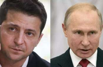 Putin, Zelenskyy Shake Hands at 1st Face-to-Face Meeting