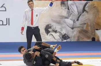 Second Vice President's Jiu Jitsu Cup begins next week in Fujairah