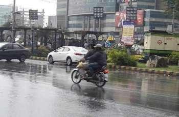 Light rainfall in Karachi likely on Wednesday night: met office