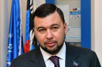 DPR Ready for Direct Dialogue With Kiev - DPR Head Pushilin