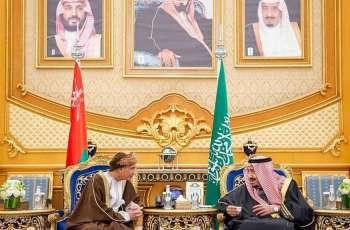 بدء وصول قادة دول مجلس التعاون لدول الخليج العربية إلى الرياض