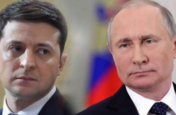 Putin-Zelenskyy Talks in Paris Fail to Result in Final Agreement on Gas- Kremlin Spokesman
