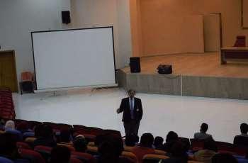 UVAS holds awareness seminar on FieldBiosafety for DVM students at Ravi Campus Pattoki