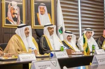 نائب وزير الحج والعمرة يستقبل مدير عام الهيئة العامة للشؤون الإسلامية بدولة الإمارات