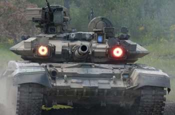 Russia, Laos Begin Laros-2019 Tank Drills - Eastern Military District
