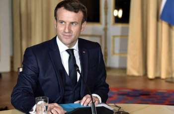 Macron Holds Normandy Talks to Improve Image Abroad as Faces Domestic Unrest - Lawmaker