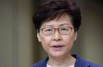 Hong Kong Chief Executive Calls Sunday Protests 'Relatively Calm and Peaceful'