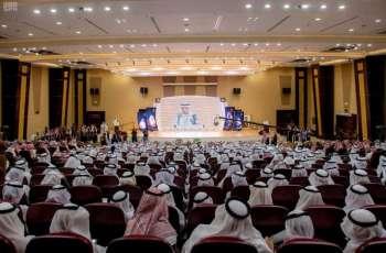 سمو الأمير الدكتور فيصل بن مشعل بن سعود يكرم 241 طالباً بجائزة سموه للتفوق العلمي بالرس