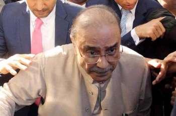 IHC grants bail to ailing Asif Ali Zardari on medical grounds