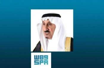 الأمين العام المكلف لدارة الملك عبدالعزيز يهنئ القيادة بمناسبة إقرار الميزانية العامة للدولة لعام 2020