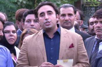 """""""My hunter father will take down the player,"""" says Bilawal Bhutto"""