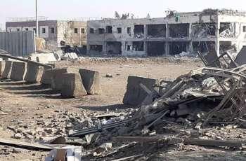 مقتل شخص و اصابة 62 آخرین اثر تفجیر انتحاري قرب قاعدة أمریکیة في أفغانستان