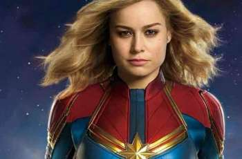 Captain Marvel Star Brie Larson wants to 'time travel' to watch 'Wonder Woman 1984'