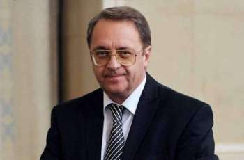Russia's Bogdanov, Syrian Youth Party Chief Discuss Situation in Syria - Foreign Ministry